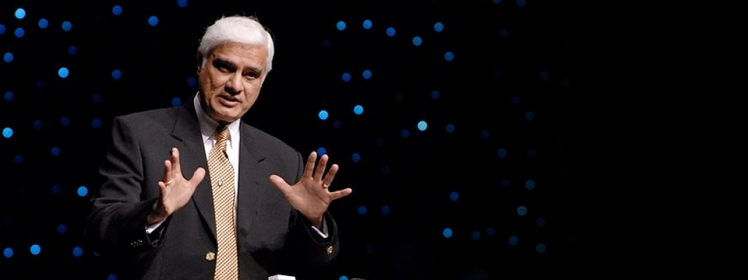 Ravi Zacharias, photo from cmalliance.org